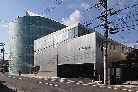 建築マップ 広島県 安佐南区総合福祉センター